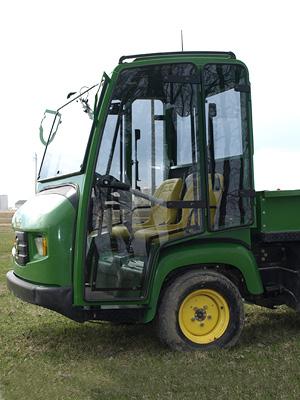 John Deere Gator Prices >> John Deere ProGator 2020A/2030A - Tektite Manufacturing
