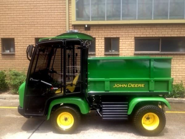 John Deere Progator 2020a  2030a
