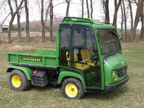 John Deere Gator For Sale >> John Deere ProGator 2020A/2030A - Tektite Manufacturing