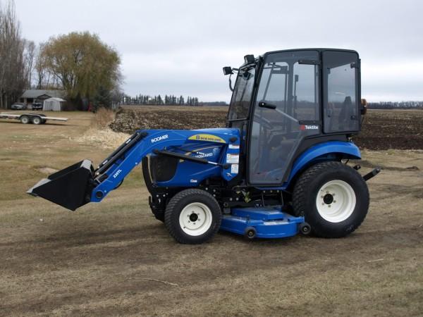 New Holland Boomer 20 24 25 Tektite Manufacturing