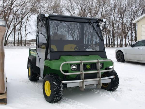 John Deere Gator Prices >> John Deere TX Gator 4x2 - Tektite Manufacturing
