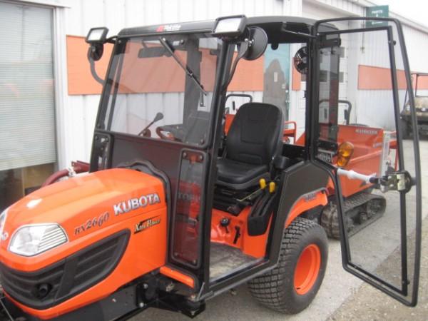Kubota Bx1860 Bx2360 Bx2660 Tektite Manufacturing